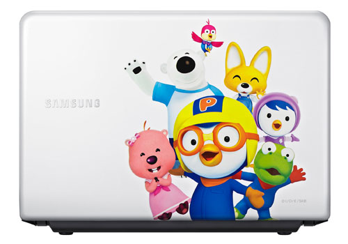 Samsung nc110 pororo kid netbook dandy gadget the altavistaventures Image collections