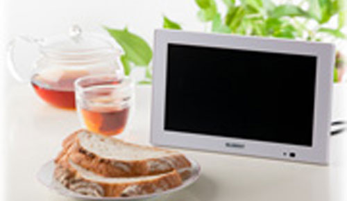 Bluedot_BTV910_Compact_TV_Cute_Colors_Front_Right_Natural_White_Bread_Dandy_Gadget_Home_Entertainments
