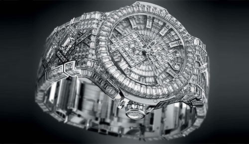 Hublot_Big_Bang_US$_5_Million_Watch_Luxury_Diamond_Front_Left_Landscape_Dandy_Gadget_Timepiece