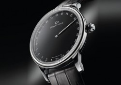Simplicity that boom the elegance of black Onyx dial is what Jaquet-Droz wants to highlight in their new Majestic Beijing collection, the Grande Heure Onyx. So clean, so simple, you will not see anything else on the black Onyx dial, except a centered-hour hand with rhodium treatment that trying to […]