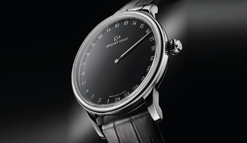 2012 Jaquet-Droz Majestic Beijing Collection, the Grande Heure Onyx!