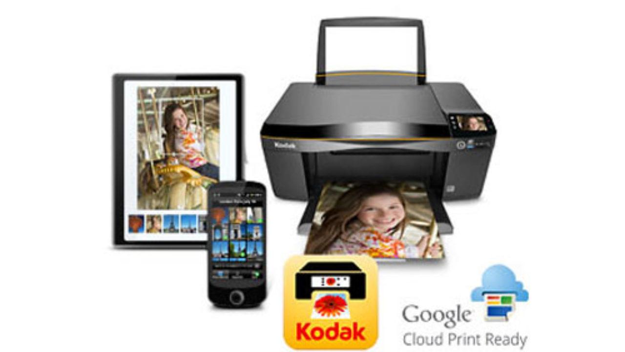 Kodak ESP 3 2 All-in-One Inkjet Printer, the First! | Dandy Gadget