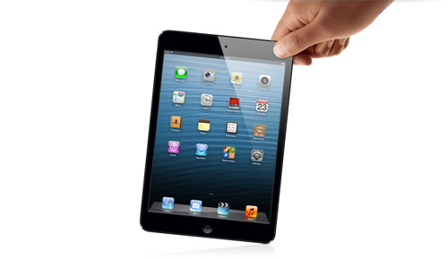 Apple iPad Mini iOS tablet, Finally After Long Rumoring!