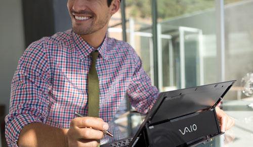 Sony VAIO Duo 11 Convertible Ultrabook, Ready in December 2012?