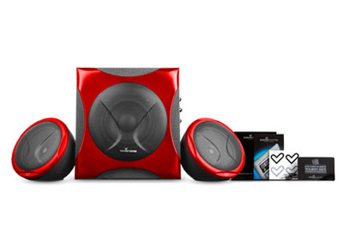 Energy MP3 Sound System 400, More Than a Speaker!