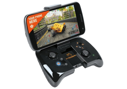 PowerA MOGA Mobile Gaming System, Extend Your Android Games!
