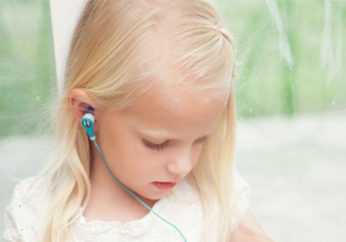 iFrogz Animatone Headphones, 2012 Christmas Gift for Your Kids!