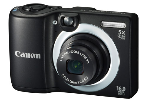 2013 Cheapest Upcoming Canon's Digital Camera, Powershot A1400!
