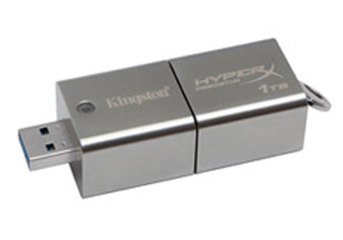 Kingston DTHX30P 1TB, The World's Largest USB Drive Capacity!