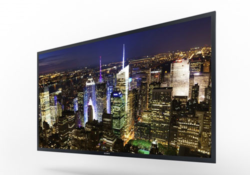 Sony-BRAVIA-56-inch-4k-oled-tv-prototype-front-left-dandy-gadget-home-entertainments