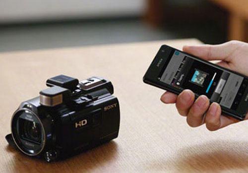 Sony-HDR-PJ790V-PJ780VE-Smartphone-WiFi