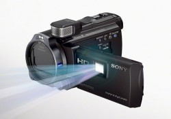 It's interesting to follow the story of these projector camcorders from Sony. Will they survive at market? As we all knew, the other devices that have tried to include a projector in its function like smartphone didn't have a good response from consumers. With so many dedicated projectors out there...