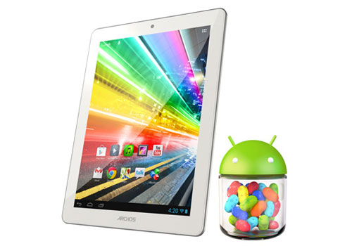 2013 New Archos Platinum Tablets