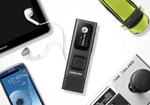 Samsung YP-U7 MP3 player, will it come to US?