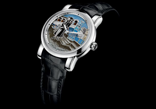 Ulysse Nardin marks the festival of Venice with new Minute Repeater Wristwatch!
