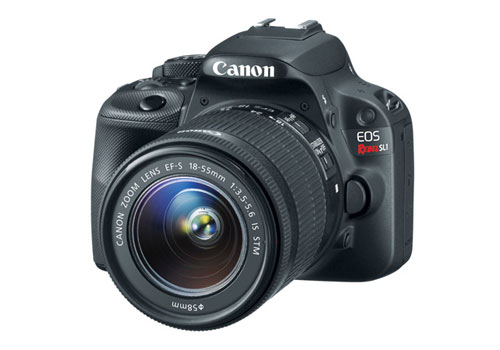Canon-EOS-Rebel-SL1-front-left