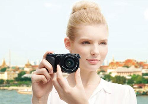 Sony Alpha NEX-3N camera, sexier!