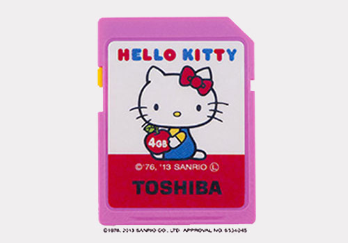Toshiba-Hello-Kitty-SDHC-body