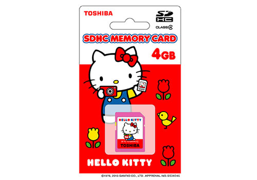 Toshiba-Hello-Kitty-SDHC-package