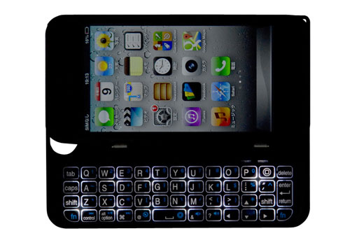 Buffalo-bskbb16-series-black-iphone5-front
