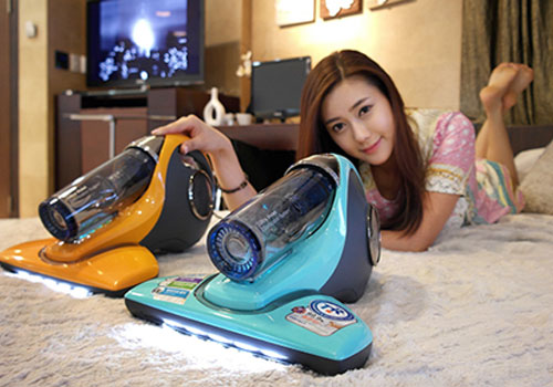 2013 Samsung Bedding cleaner, so cute!