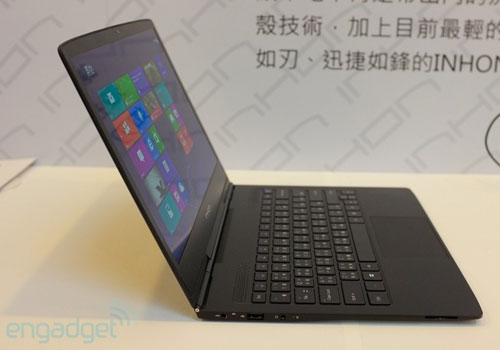 The world's thinnest and lightest laptop, Inhon Blade 13 Carbon!