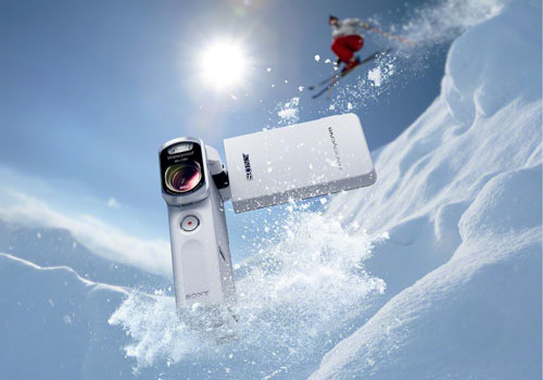 Sony HDR-GW66VE Full HD pocket camcorder for your adventure