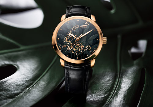 Ulysse Nardin Year of Monkey Classico Art