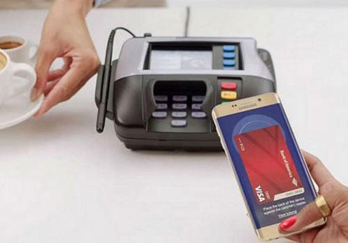 Samsung Pay Coffee